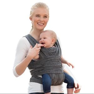 Boppy baby carrier mai tai comfyfit heathered